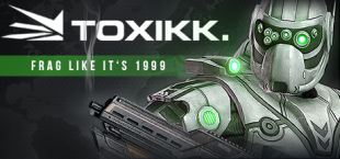 Now Available on Steam - TOXIKK 20% off!